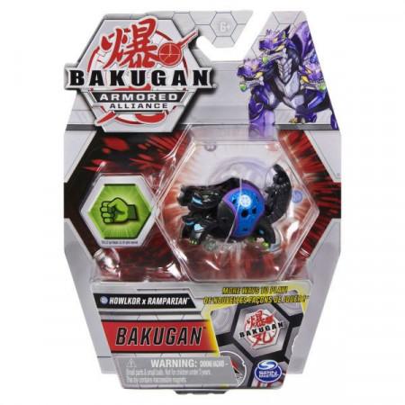 Set Bakugan Armored Alliance figurina Howlkor x Ramparian
