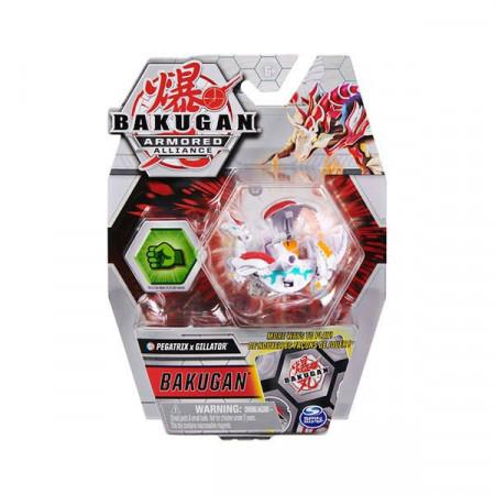 Set Bakugan Armored Alliance figurina Pegatrix x Gillator