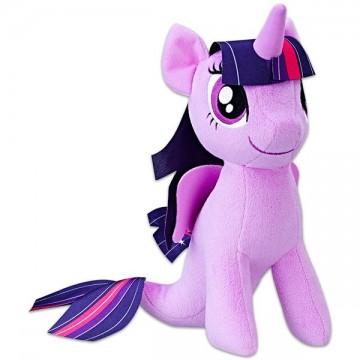 Figurina de plus sirena Twilight Sparkle My Little Pony 25 cm