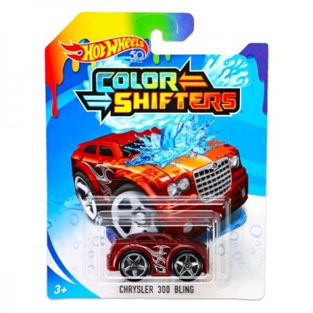 Masinuta Chrysler 300 Bling 1/64 Hot Wheels Colour Shifters