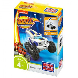 Poze Masinuta Darington Mega Bloks - Blaze and the Monster Machines
