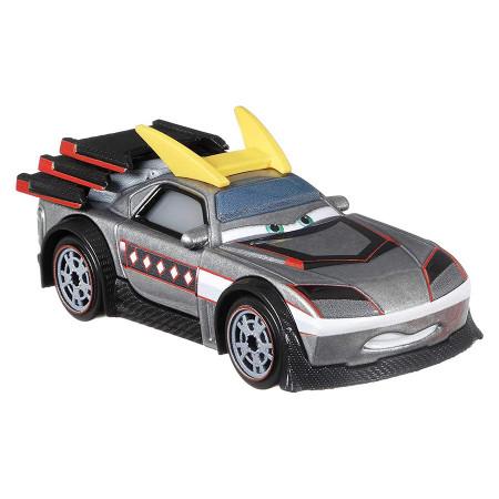 Masinuta metalica Kabuto Disney Cars Metal