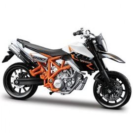Motocicleta KTM 990 Supermoto R 1/18 Bburago