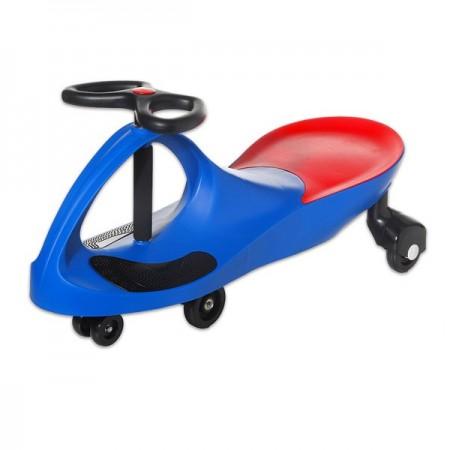 PlasmaCar - Masinuta Viitorului, Albastru cu rosu - dezasamblat