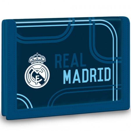 Portofel albastru Real Madrid