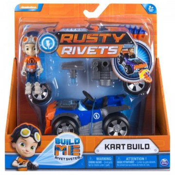 Poze Set de joaca Construibil Kart Build Rusty Repara Tot- Rusty Rivets Build me
