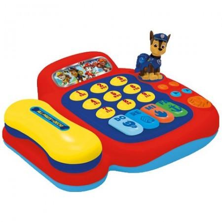 Telefon de jucarie muzical Paw Patrol
