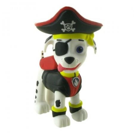 Mini Figurina Marshall pirat Patrula Catelusilor 7 cm
