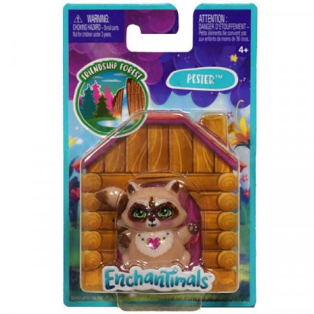 Figurina Enchantimals - Pester