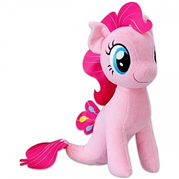 Figurina sirena de plus Pinkie Pie My Little Pony 25 cm