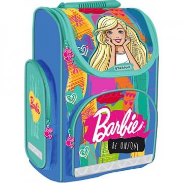 Ghiozdan cu pereti rigizi Barbie Be Unique 37 cm