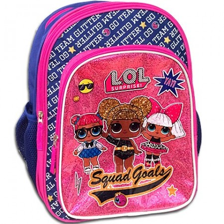 Ghiozdan LOL Go Team Glitter, Squad Team