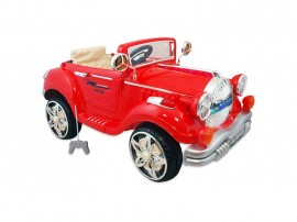 Poze Masina electrica Retro Baby Mix KB20981 Red