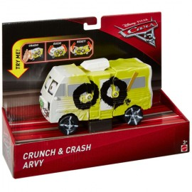 Poze Masina Mare Arvy Crunch & Crush Disney Cars 3