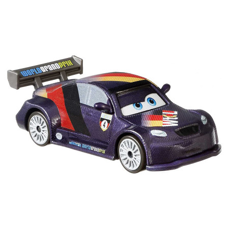 Masinuta metalica Max Schnell Disney Cars Metal