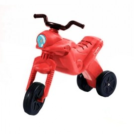 Motocicleta fara pedale Enduro Maxi Rosu