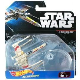 Nava X-Wing Fighter Hot Wheels Star Wars Starships
