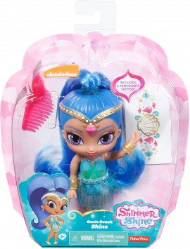Poze Papusa Shine in costum de baie Shimmer and Shine