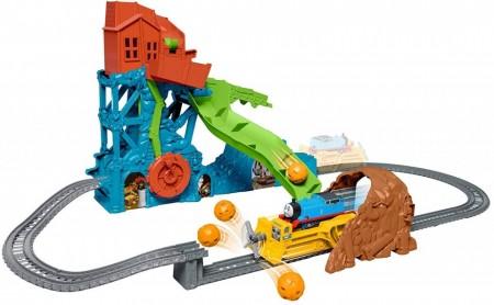 Set de joaca Thomas and Friends - Circuit Prabusirea Pesterii Track Master