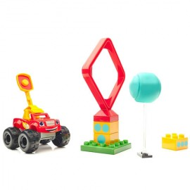 Poze Set De Joaca Truckball Blaze Mega Bloks - Blaze and the Monster Machines