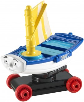 Poze Skiff Locomotiva din Metal Thomas&Friends Take N Play