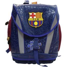 Ghiozdan rucsac ergonomic FC Barcelona 38 cm
