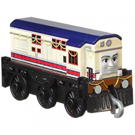 Locomotiva cu Vagon Metalica Noor Jehan Push Along Thomas&Friends Track Master