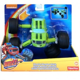 Poze Masinuta Articulata 2 in 1 Pickle - Blaze and the Monster Machines