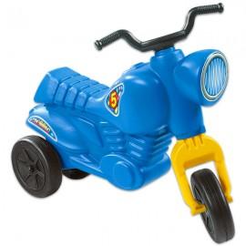 Motocicleta fara pedale Albastru Classic Maxi
