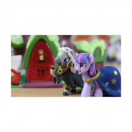 Poze Set Libraria din Copac a lui Twilight Sparkle My Little Pony