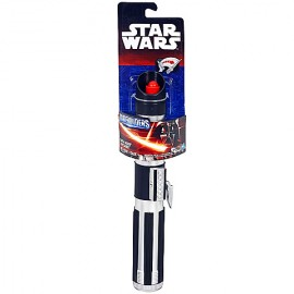 Sabie extensibila cu laser Star Wars A New Hope Darth Vader