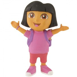 Figurina Dora the Explorer Nick Jr. cu bratele deschise
