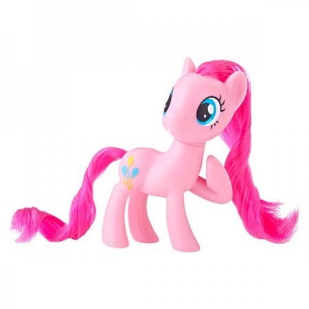Figurina Pinkie Pie My Little Pony dimensiune 7 cm, in cutie