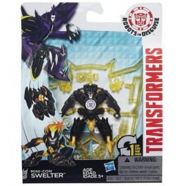 Poze Figurina Robot Mini-Con Swelter Transformers Robots in Disguise
