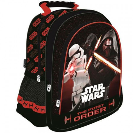 Ghiozdan rucsac scoala Star Wars The First Order 38 cm