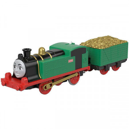 Locomotiva motorizata Gina Thomas & Friends TrackMaster
