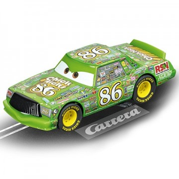 Masinuta Chick Hicks Carrera Disney Cars 3