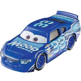 Poze Masinuta metalica Dud Throttleman Disney Cars 3