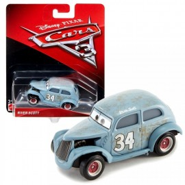 Poze Masinuta metalica River Scott Disney Cars 3