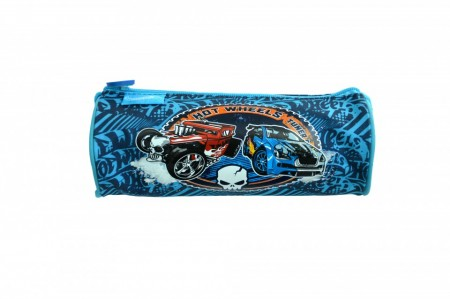 Penar cilindric Hot Wheels Albastru