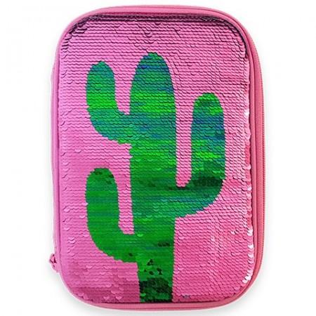 Penar neechipat cu model paiete reversibile Desert Adventures