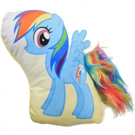 Poze Perna plus Rainbow Dash 34 cm My Little Pony