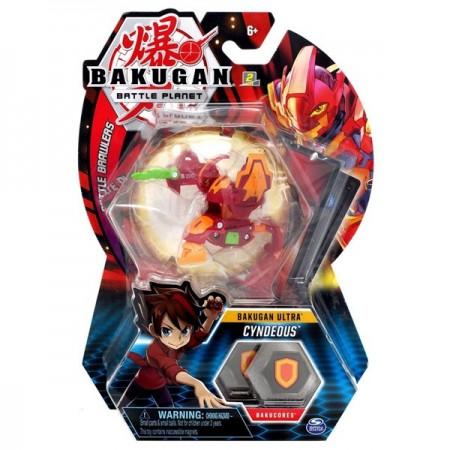 Set Bakugan Ultra figurina Cyndeous