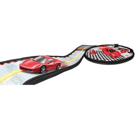 Poze Set Pista Roata Ferrari Race and Play Bburago