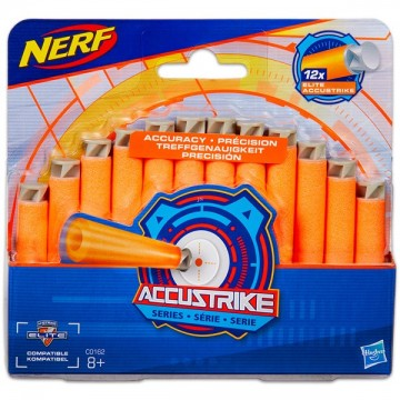 Munitie Nerf N-Strike Accustrike 12 gloante