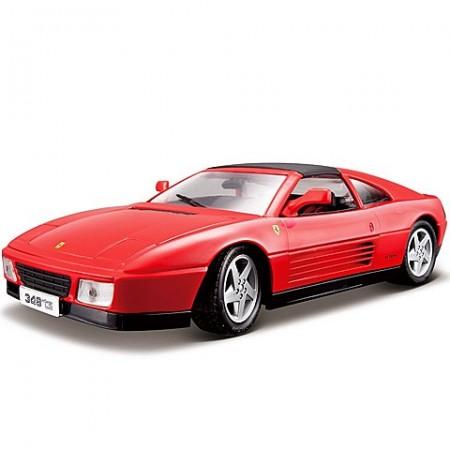 Masinuta Ferrari 348ts Rosu 1/18 Bburago