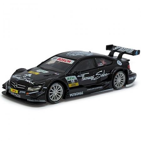 Masinuta Mercedes-Benz AMG C-Coupe( Garry Paffett) 1/32 Bburago