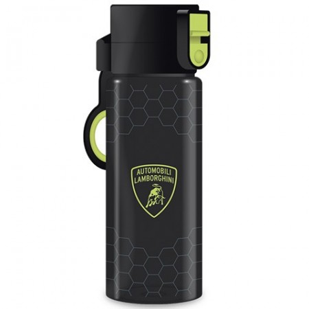 Sticla pentru apa 475 ml Green Lamborghini