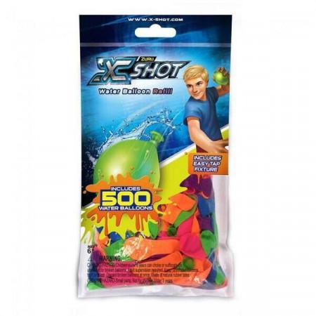 Baloane apa Xshot 500 bucati