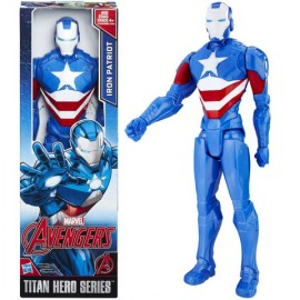 Poze Figurina Iron Patriot Titan Hero Avengers 30 cm